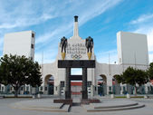 Los Angeles Memorial Coliseum — Stock Photo