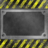 Grunge Metal Background — Stock Photo