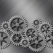 Gears and Cogs — Stock Photo