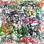 Graffiti — Stock fotografie