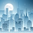 Royalty-Free Stock Vector Image: Cityscape
