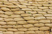 Sandbags — Stock Photo