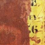Rusty Metal Background — Stock Photo #31210021