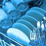 Clean Dishware — Stock Photo