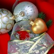Chrismas decorations — Foto de Stock