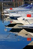 Boats for sale — Stock Photo