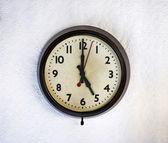 Vintage clock — Стоковое фото