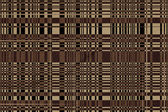 Beige and brown retro pattern — Stock Photo
