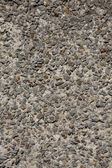 Pebbledash wall texture — Stock Photo