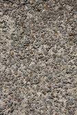 Pebbledash wall texture — Stock Photo