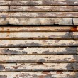Stock Photo: Wood cladding texture background