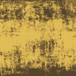Yellow grunge background — Stock Photo