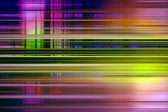 Colourful speed blur background — Stock Photo