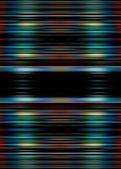 Colourful light beams — Stock Photo