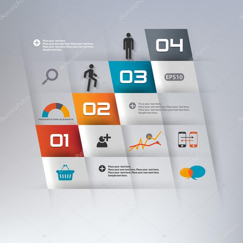 Creating infographic in illustrator