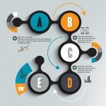 Speech bubble illustration — Stock Vector
