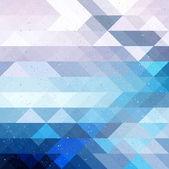 复古模式的几何形状 — 图库矢量图片