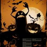 Halloween illustration — Stock Vector #6747382