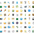 Icons for interface - Stock Vector