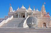 Templo hindu mandir de mármore — Fotografia Stock