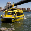 NYC Water Taxi — Stock Photo #8006179