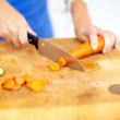 Meal preparation - Stock Photo