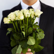 These are for you! - Foto Stock