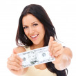 Royalty-Free Stock Photo: Show me the money!