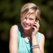 Keeping in touch is easy - Zdjęcie stockowe