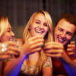 Night out on the town - Stock Photo