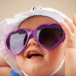 Royalty-Free Stock Photo: Cool baby