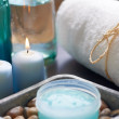 Cleanse your senses - Spa Treatments - 图库照片