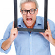 I&#039;ve got to break free! - Stock Photo