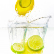 Royalty-Free Stock Photo: Mixing flavours!