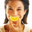 Key to a healthy smile! - Foto de Stock  