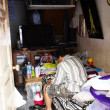 Cramped quarters - Thai lifestyle - Stock Photo
