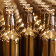 Multiple glass bottles - Stock Photo