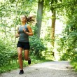 Fit and healthy - Stockfoto