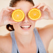 Vitamin-packed for healthy living - Stock Photo