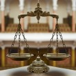 ������, ������: Decorative Scales of Justice