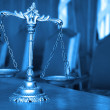 Decorative Scales of Justice — Stock Photo #17824377