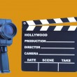 Clapboard — Stock Photo #21102347