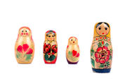 Russian Nesting Doll — Stock Photo