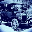Stock Photo: Ford model T
