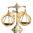 Jail and Justice — Stock Photo