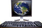计算机 — 图库照片