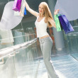 Shopping woman — Stock Photo #12523978