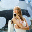 Shopping woman — Stock Photo #12524004