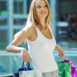 Shopping woman — Stock Photo #12738200