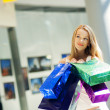 Shopping woman — Stock Photo #12738253